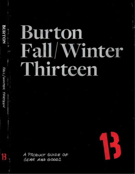 2013_Burton_Catalog_Cover