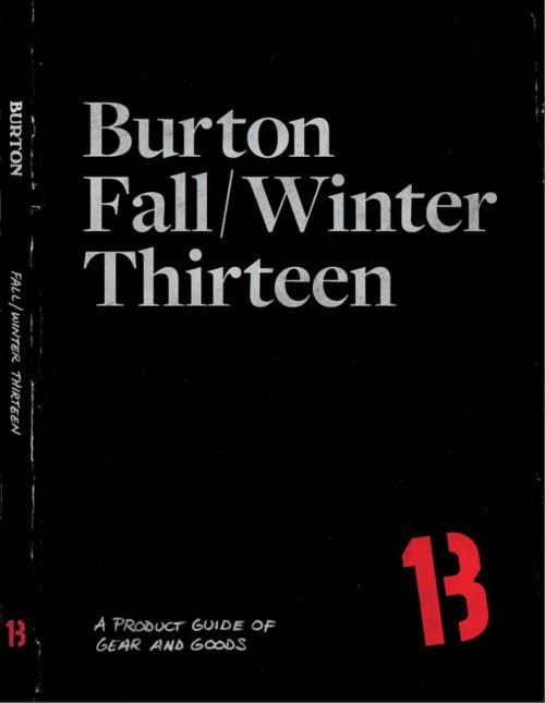 2013_Burton_Catalog_Cover